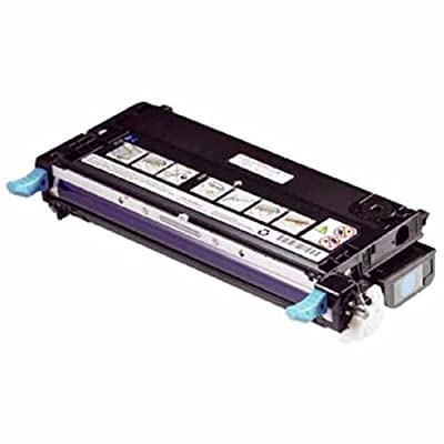 Dell P587K Cyan Toner Cartridge for Dell 2145cn Color Laser Printer