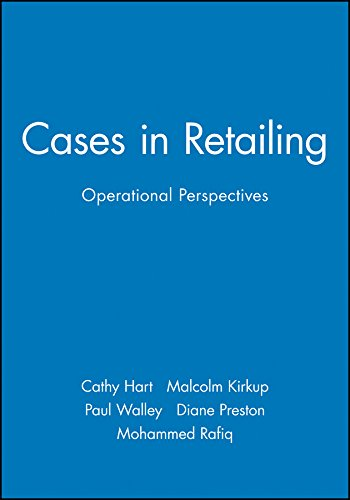 Cases in Retailing: Operational Perspectives (Arts; 73) (Diane Preston compare prices)