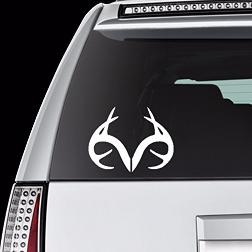 Auto-Decal-Sticker-Realtree- for car, truck, suv, motorcycle, helmet, computer, laptop, macbook, etc. (5 inch, Real Tree) (Real Tree Car Window Decal compare prices)