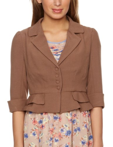 Darling Adelina Single Breasted Women's Jacket