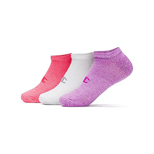 Champion Womenâ€TMs No-Show Socks 3-Pack (Champion Heavyweight Socks compare prices)
