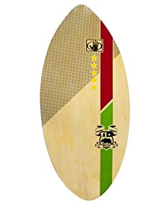 Body Glove Skim Board Wood (Sounder,43-Inch)