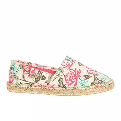ESPADRILLAS ONLY NEW EDGY AOP ESPANDRILLOS ACC WHISPER WHITE DONNA - 15090574-40