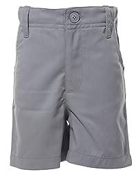 Babeezworld Boys' shorts (Maroon Style)-1 Year
