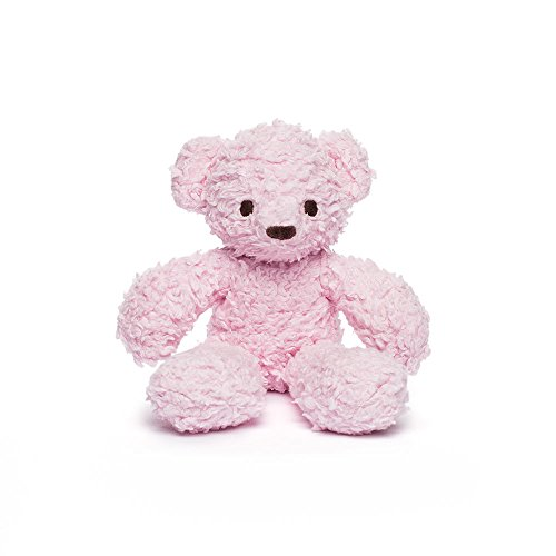Sherpa-Baby-Organic-Teddy-Bear-Pink-12-Inches