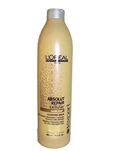 L'Oreal Serie Expert Absolut Repair Cleansing Balm, 16.9 Ounce
