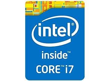 インテル intel Core i7 第4世代 エンブレムシール