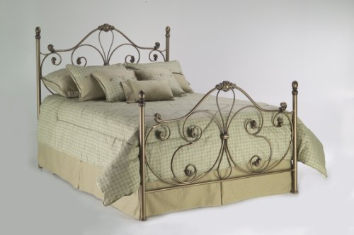 Fashion Bed Group Aynsley Queen Bed In Majestique Finish front-843666