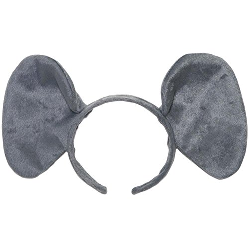Child's Elephant Ears Costume Headpiece