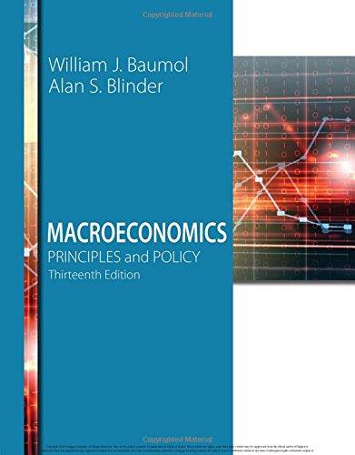 Macroeconomics: Principles and Policy PDF