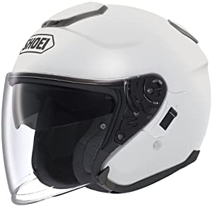Shoei J-Cruise Solid Open Face Motorcycle helmet