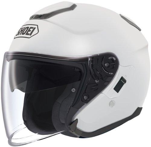 Shoei J-cruise White SIZE:XXL Open Face Motorcycle Helmet