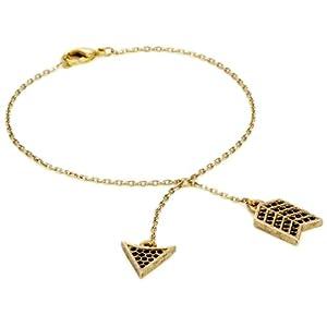 House of Harlow 1960 Pave Arrow Bracelet