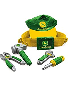 John Deere Boys' Talking Tool Belt Set from John Deere