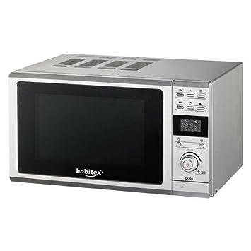 Habitex 1450Y12 Microonde numérique avec grill 700 W 20 l