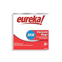 Genuine Eureka MM Vacuum Bag 60295C - 3 bags