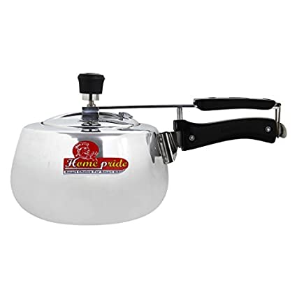 Sess Contra Aluminium 3 L Pressure Cooker (Inner Lid)
