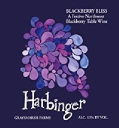 NV Harbinger Winery Blackberry Bliss 750 mL