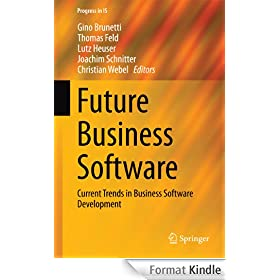 Future Business Software: Current Trends in Business Software Development