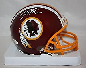 Signed Robert Griffin III Mini Helmet - Auth - JSA Certified - Autographed NFL Mini Helmets