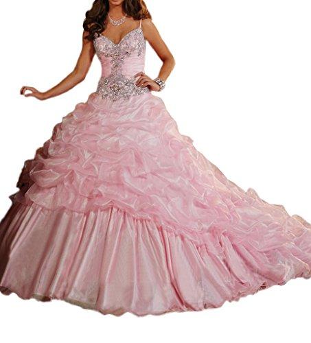 Gorgeous-Bride-Vestido-para-mujer-Rosa-rosa-20-W