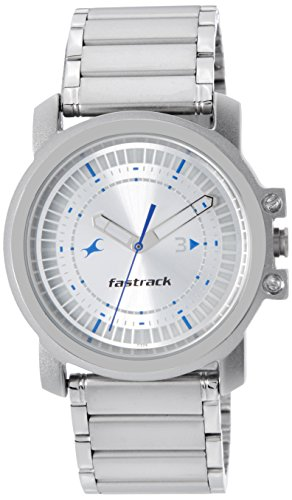 Fastrack-Upgrades-Analog-Silver-Dial-Mens-Watch-NE3039SM03