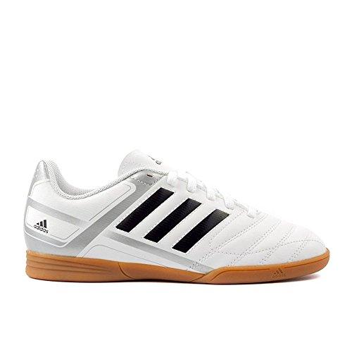 Adidas - Puntero IX IN J - Color: Argento-Bianco - Size: 37.3