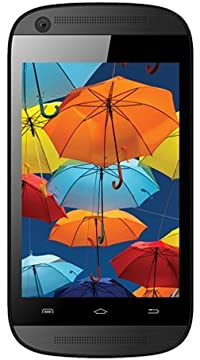 Intex Aqua X - Black