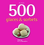500 glaces & sorbets