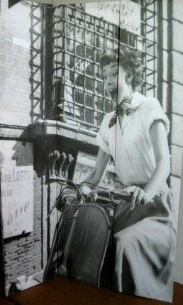 6FT TALL CLASSIC AUDREY HEPBURN DRESSING SCREEN, ROOM DIVIDER FROM CENTURION PINE