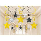 Amscan Mega Shooting Stars Party Accessory
