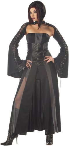 [Baroness Von Bloodshed Costume - Small - Dress Size 6-8] (Baroness Von Bloodshed Costumes)