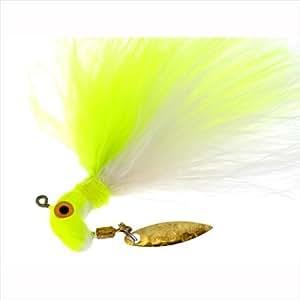 Blakemore roadrunner crappie jig 1 32oz 12per for Roadrunner fishing lure