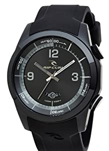 Rip Curl Launch Heat Timer Watch Midnight A2624-mid