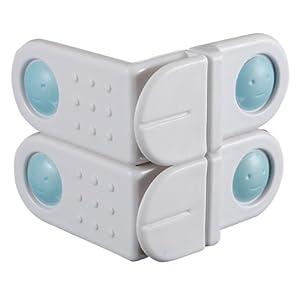 schrankschloss kindersicherung baby kinder schrank schubladen sicherung 10 stueck. Black Bedroom Furniture Sets. Home Design Ideas