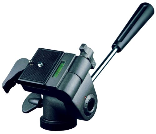 Konig Professional Long Arm 3 Way Head for Camera Camcorder Tripods