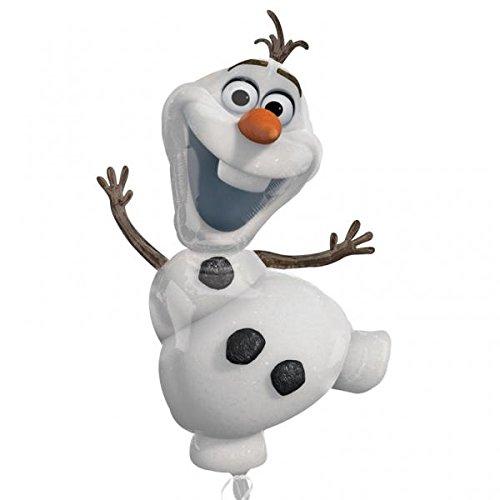 "Olaf The Snowman Disney Frozen 41"" Balloon Birthday Party Decoration (1)"