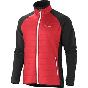 Marmot Variant Jacket - Men's New Team Red / Black Small