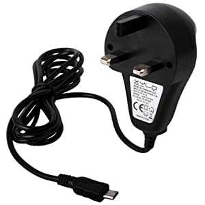 Xylo Micro USB Mains Charger For Acer Iconia Tab A510, Acer B1-A71, Acer Iconia W700, Acer Iconia Tab A211 & Acer Iconia Tab A110.