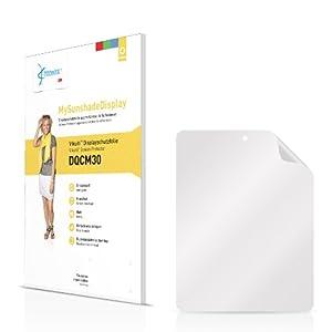 Vikuiti Displayschutzfolie DQCM30 passgenau für Prestigio MultiPad 5080C Pro Schutzfolie (Matt / entspiegelt, hartbeschichtet, schmutzabweisend, sehr einfache Montage)