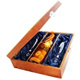 Louis Roederer Cristal and Flutes in Luxury Box
