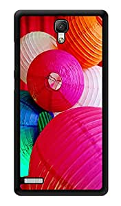 "Humor Gang Paper Lanterns Cute Printed Designer Mobile Back Cover For ""Xiaomi Redmi Note - Xiaomi Redmi Note 4G"" (3D, Glossy, Premium Quality Snap On Case)"