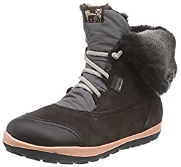 Camper Kids Peu Pista Gore-Tex K900028 Medium Boot (Little Kid/Big Kid), Black, 32 EU(1 M US Little Kid)