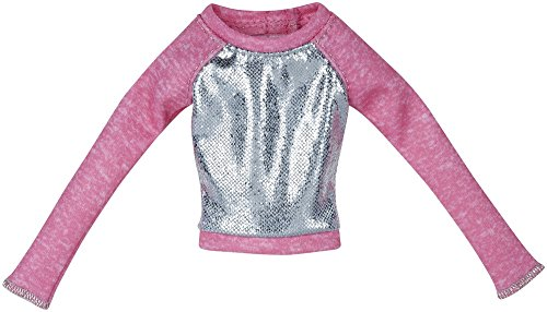 Barbie Fashion Top 1, Multi Color
