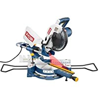 Ryobi ZRTSS100L 13 Amp 10-in Sliding Miter Saw with Laser