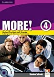 More! Level 4 Students Book with Interactive CD-ROM