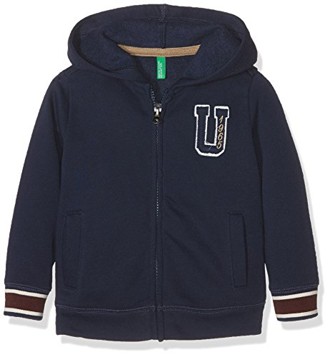 united-colors-of-benetton-3bdyc-sweat-shirt-a-capuche-garcon-bleu-navy-4-5-ans-taille-fabricant-xs