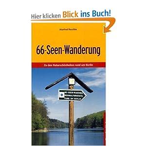 eBook Cover für  Die 66 Seen Wanderung Zu den Natursch ouml nheiten rund um Berlin