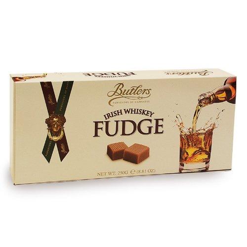 Butlers Irish Whiskey Fudge 250g