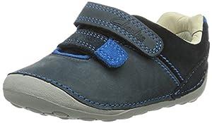 Clarks Tiny Seb - zapatillas de running de cuero bebé